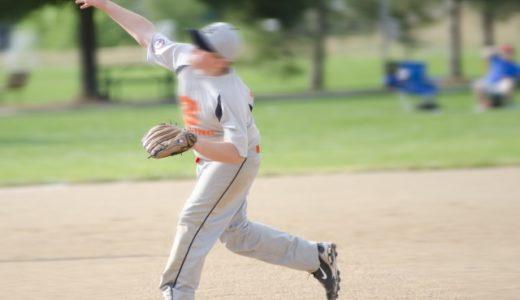 野球肘 / 肘の痛み