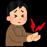 キーンベック病 (月状骨軟化症) / 手首の痛み