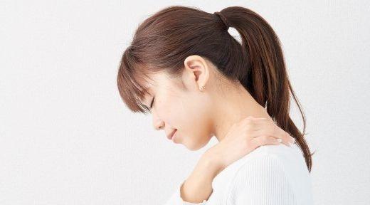 左肩の痛みは単なる肩こりではない事も!潜む重大疾患。