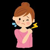 肩峰下滑液包炎 / 肩の痛み