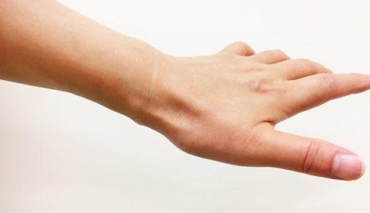 腱鞘炎 (ド・ケルバン病) / 指の痛み
