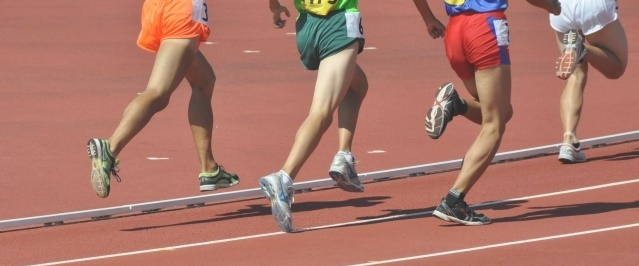 大腿二頭筋イメージ