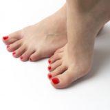 足の指が反ってしまう浮き指の原因と治し方