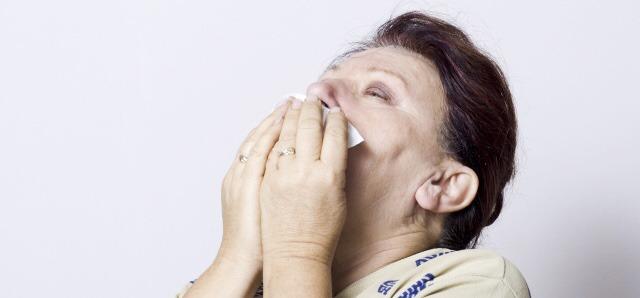 鼻血イメージ